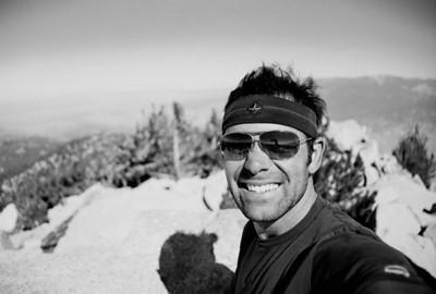 Tim - Summit of Mt. San Jacinto.