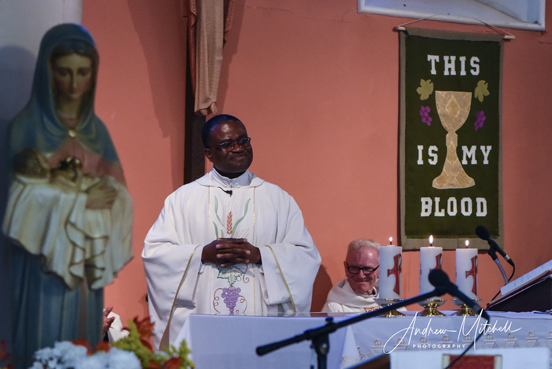Fr Gregory's 20th Anniversary