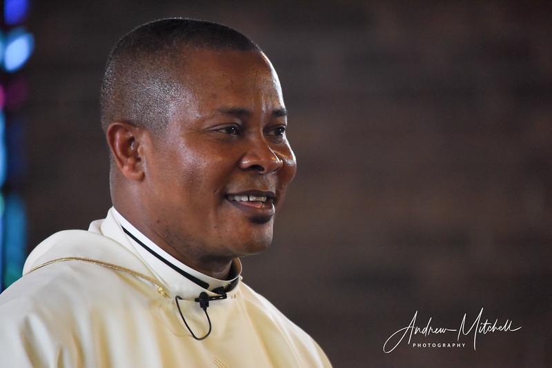 Fr Tobias' Silver Jubilee - Forfar