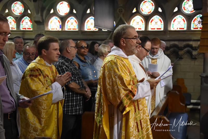 Fr Ninian Doohan - St Mary's Lochee
