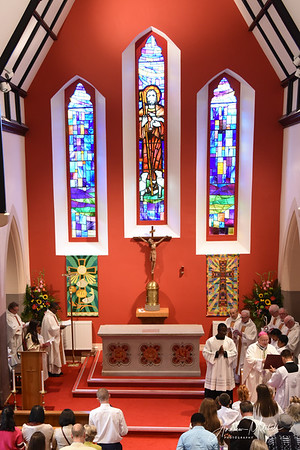 Rededication of St Stephen's Blairgowrie