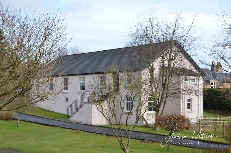 St Fillan's RC Church, Crieff