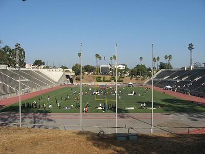 East LA College Stadium
