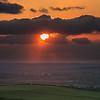 Dunstable Downs, Sunset, Bedfordshire