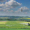 Dunstable Downs  and London Gliding Club, Bedfordshire