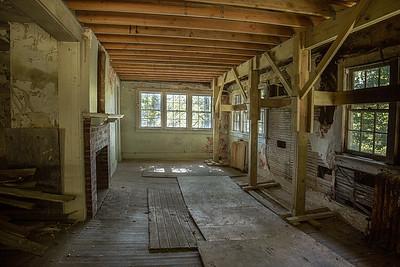 Dunster-Squibb West Porch