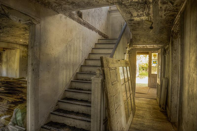 Dunster-Squibb Hallway