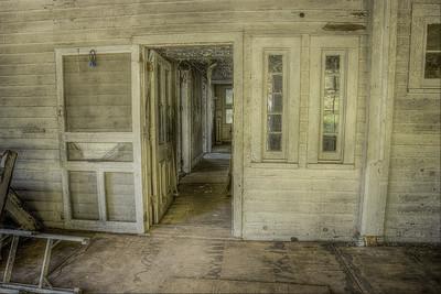 Dunster-Squibb Front Door