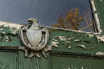 Dunster-Squibb Door Knocker