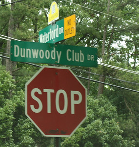 Waterford Dunwoody GA