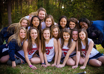 "2013 Dunwoody Girls LAX JV Team Bouquet ""SEMI-EDITS"""