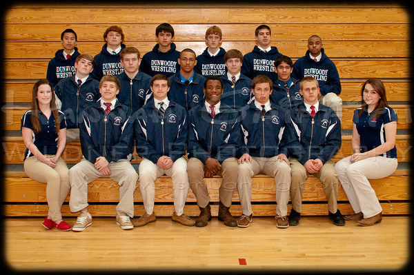 Dunwoody High School Team Portraits