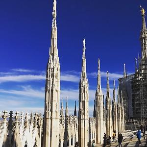 Duomo Cathedral di Milano, Milano, Italy