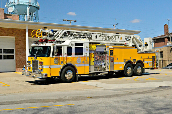 Clarendon Hills Fire Department