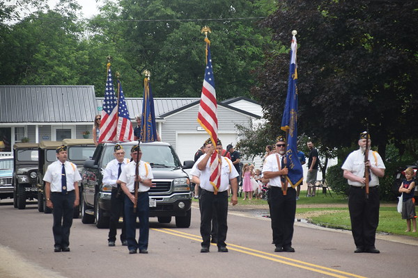 Arkansaw Creek Park Days Parade - June 16, 2018