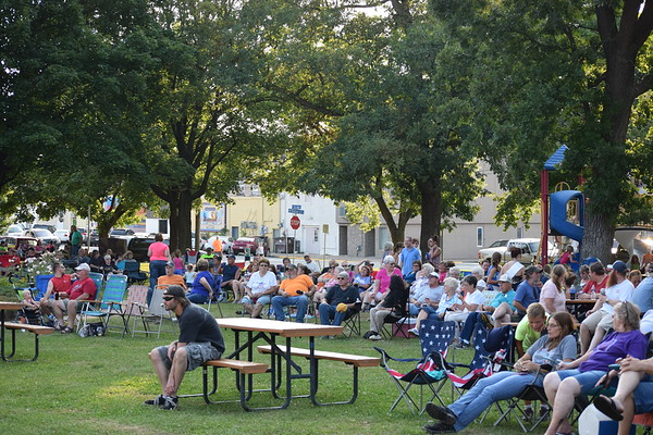 Durand Music in the Park - Aug 8 2018