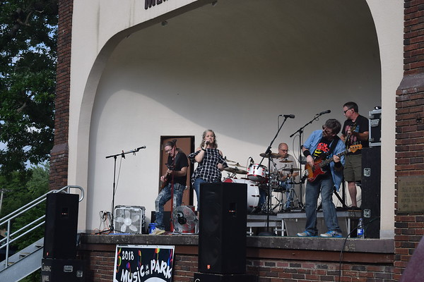 Durand Music in the Park - June 27, 2018