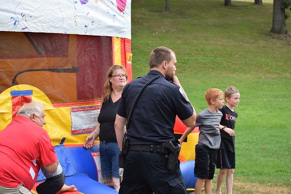 Durand National Night Out - Aug 7 2018