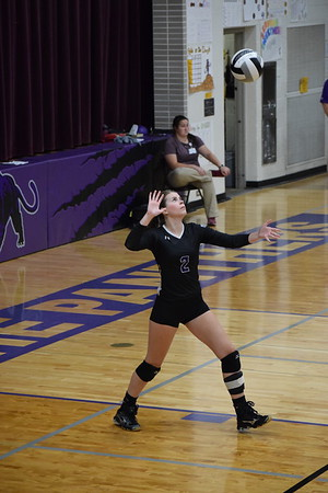 Durand volleyball vs. St. Croix Central - Sept 11, 2018