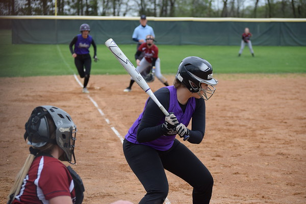 Durand vs. Spring Valley softball double header May 10, 2018