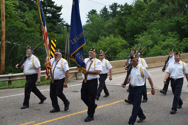 Rock Falls July 4th parade, 2018