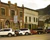 Parked Cars, Main Street, Silverton, CO