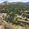 View from Fort Lewis College, Durango, Colorado