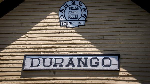 Durango & Silverton Railroad 2013