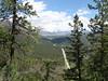 20100523 Pinkerton Flagstaff Trail Hike near Durango05, Engineer Mtn