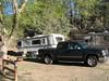 10 Set up in Durango Riverside RV Resort