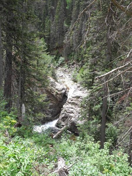 61 LaPlata Canyon waterfall
