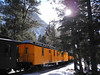 79 D&SNG Parked at Cascade Canyon
