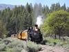53 Iron Horse Race Train Engine 481