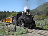 54 Iron Horse Race Train Engine 481
