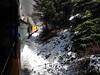 488 Closer to Silverton, overnight snow had fallen