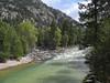 100 Cascade Creek joining the Animas River
