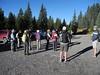 070 At the trailhead at Little Molas Lake