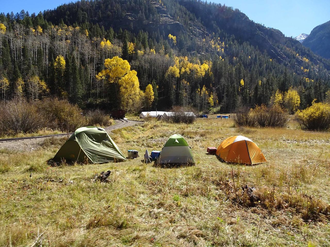 131 Hunters tents
