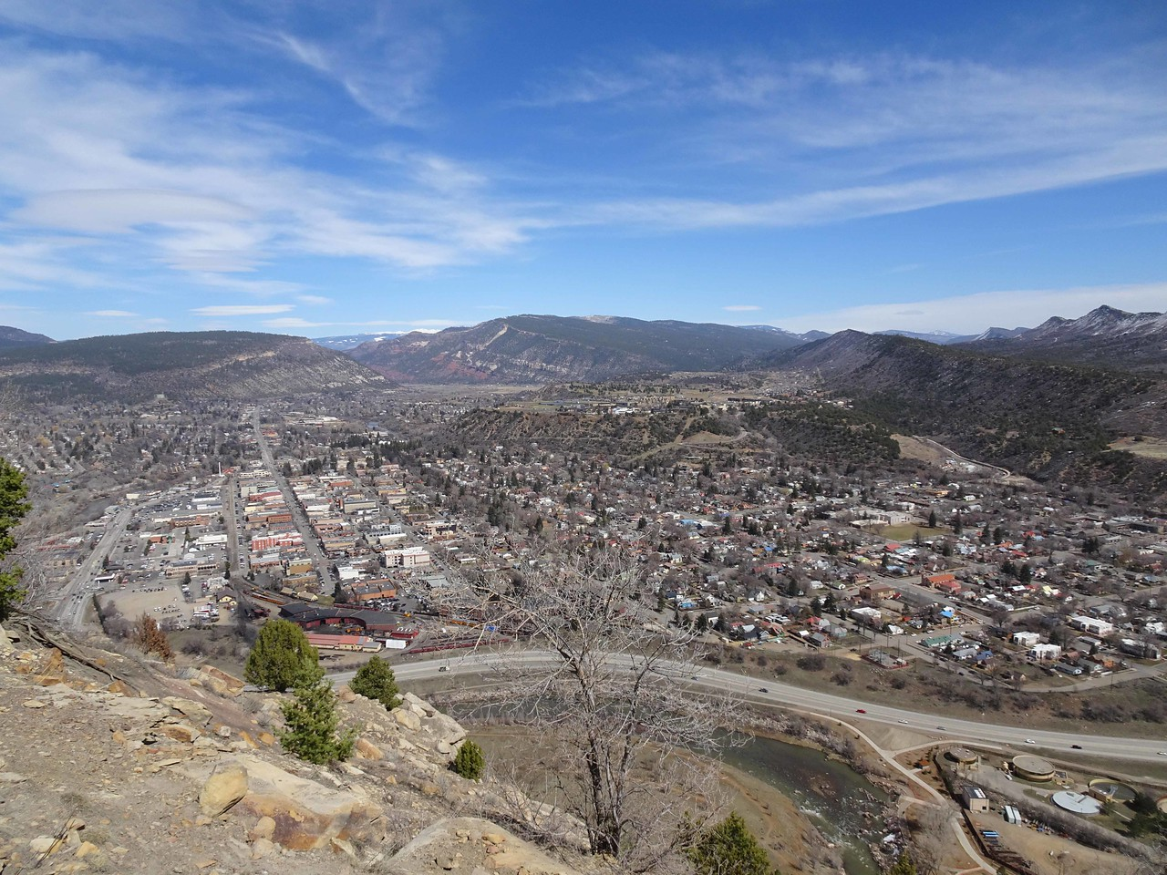 87 City of Durango and beyond