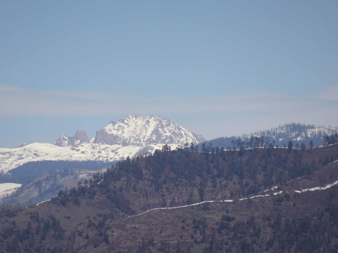 90 Mt Eolus, a 14'nr