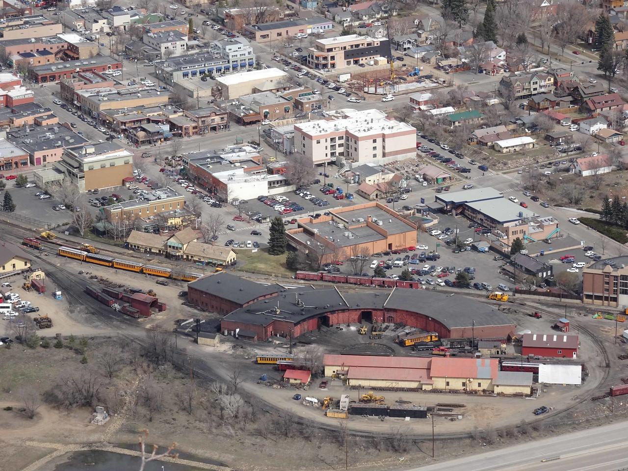 89 The train yard