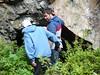 48 Exploring a test mine