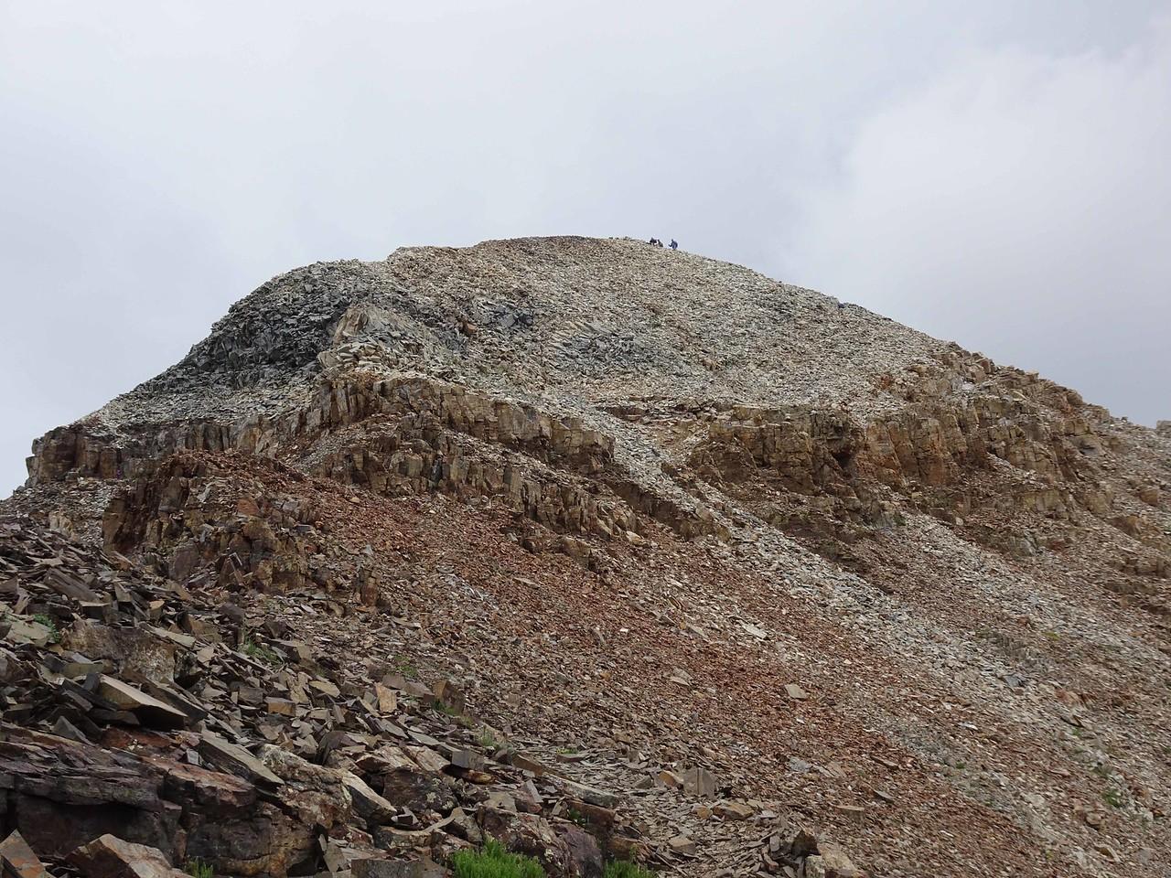 71 The summit ahead