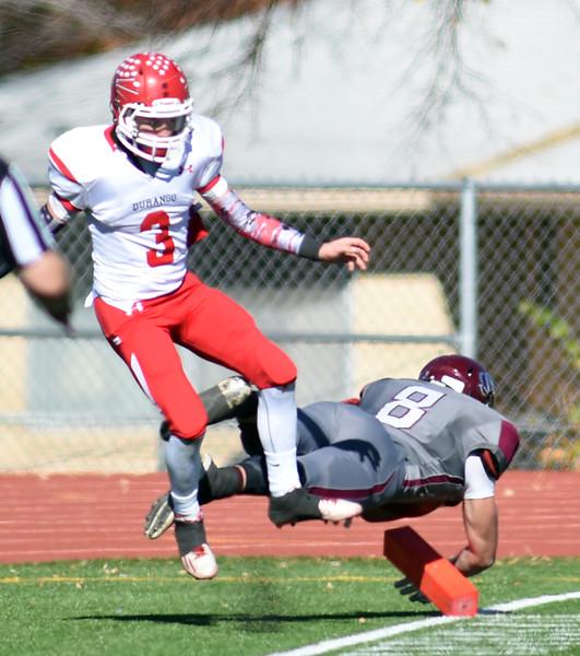 Durango at Silver Creek Football