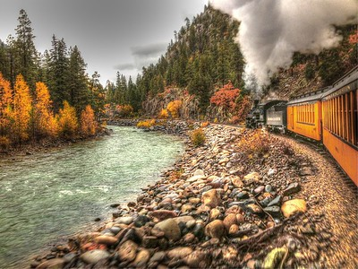 Along The Animas