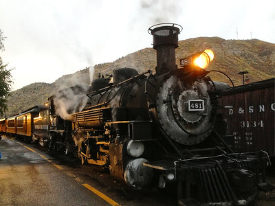 The Train to Silverton