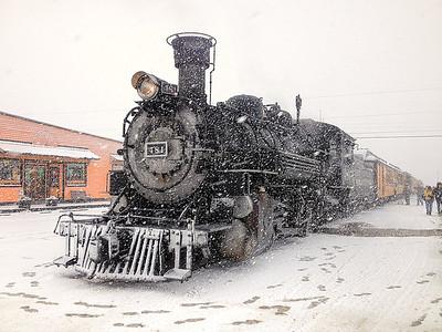 Silverton Snow