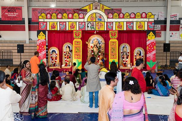 Durga puja 2013 ( 1st day)