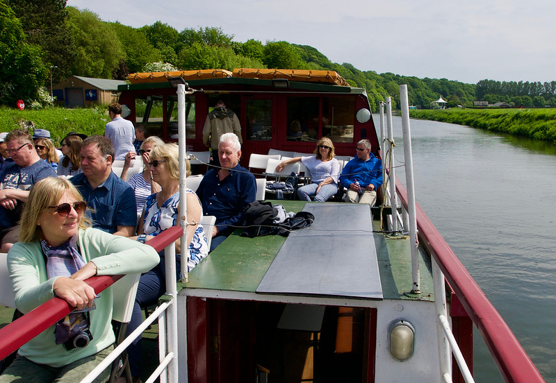 Cruise on the River Wear