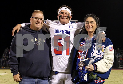 Parents with Seniors (Senior Night)  10/20/2017